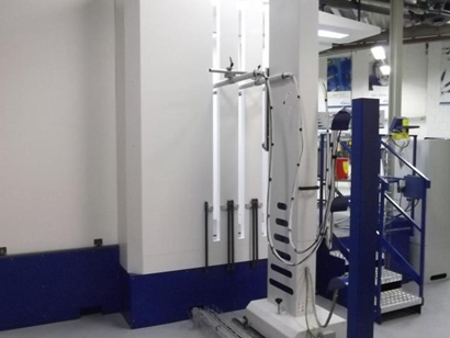 Flowcoat Powder Spray Booth at Airflow World Group
